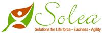 SOLEA Birgit Gebhard Logo