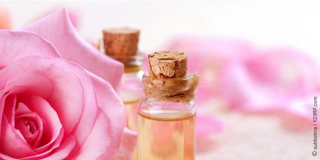 Rosenöl, sehr wertvoll und teuer (©123rf.com)