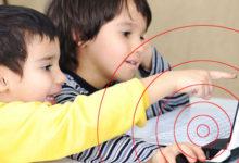 Kinder sollten vor zuviel EM Strahlung geschützt werden