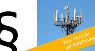 Mobilfunkindustrie verweigern Antwort