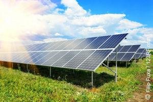 Photovoltaikanlagen sind ein toller Ansatz (©123rf.com)