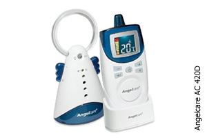 Angelcare AC 420D, strahlungsarm, Testsieger
