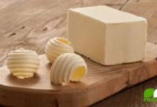 Natürliche Butter statt Margarine!