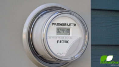 Photo of Smart Meter, mit Stromzähler und Thermostat zu Elektrosmog
