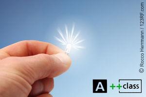 LED, die Licht-Technologie der Zukunft (©123rf.com)