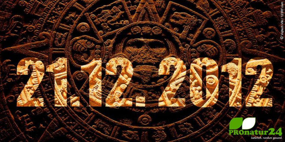 21.12.2012, das Ende des Maya-Kalenders