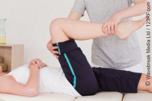 Kinesiologischer Muskeltest
