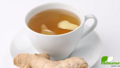 Teegetränk mit Bitterstoffen
