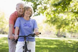 Mit Spaß und Gesundheit ins Alter