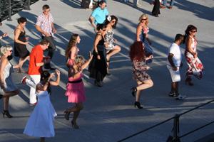 Tanzen ist gesund und ein Lebensgefühl