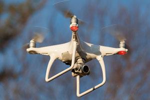 Drohne für Videoaufnahmen (©Wikipedia)