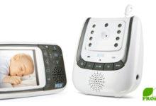 Praxis-Test bei elektosensibler Familie: Babyphone NUK Control+ Video