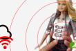 Gefährlicher Trend: Strahlendes EMF Spielzeug mit Cloudzugang via WLAN und Internet – Hello Barbie & Co. sind da!
