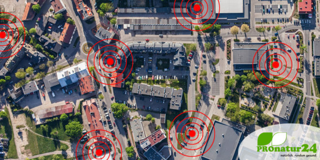Wenn der Kanaldeckel funkt – Kathrein Street Connect. Elektrosmog durch versteckte Antennen im Boden!