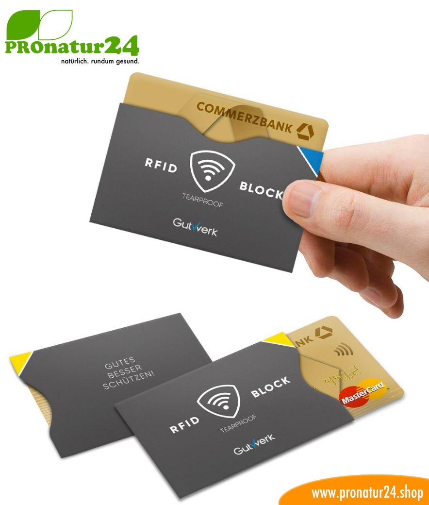 RFID NFC Schutzhüllen